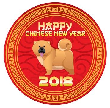 Célébrer le Nouvel an chinois 2018