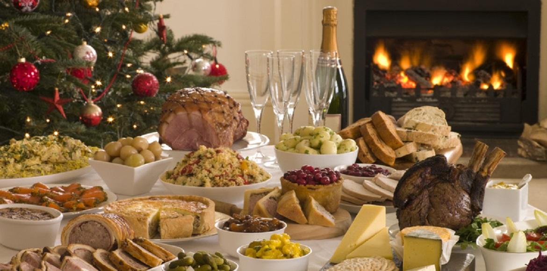 Plat De Repas De Noel.Plats De Noël Traditionnels Français