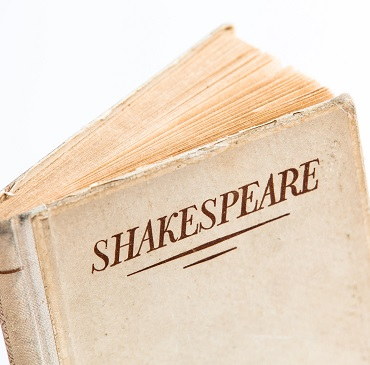 Anniversaire Shakespeare